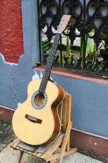 Gitar Akustik String YMH