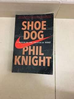 Shoe Dog Phil Knight (Nike)