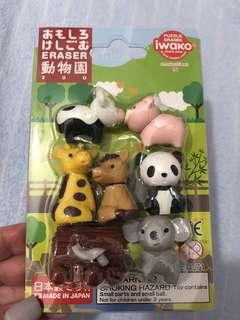 Puzzle Eraser from Japan