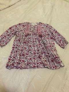 🚚 Jessica Simpson Baby Girl Dress
