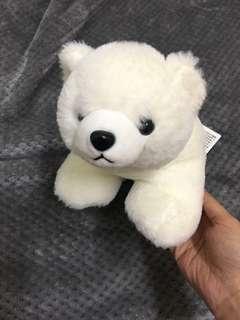 Miniso Small Polar Bear Soft Toys