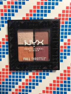 NYX Full Throttle Eyeshadow Palette in #Color Riot