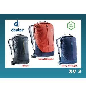 🎒Latest🎒 Deuter XV3 21L Notebook PC Padded Backpack - School Work
