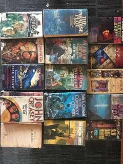 Sci-fi books batch 4