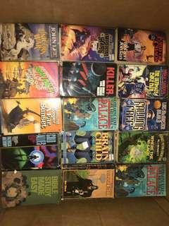 Sci-fi books batch 2