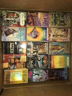 Sci-fi books batch 1