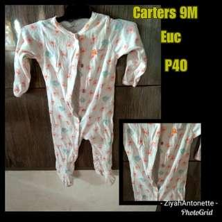 Carters Frogsuit