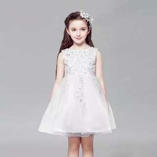 Girl Flower Girl Dress/Birthday Dress/Party Dress