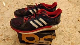 🚚 Adidas Boost Supernova ST M US8.5 Running Shoes