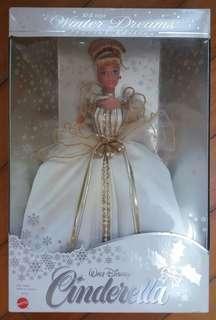 Special Edition - Winter Dreams Cinderella Barbie