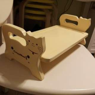 寵物食品木製托盤 (只限九龍灣地鐵站或順豐到付)