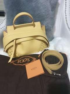 Tod's Mini Wave bag