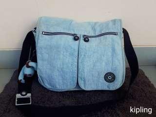 Kipling Madhouse Messenger Bag, Expandable (ORI)