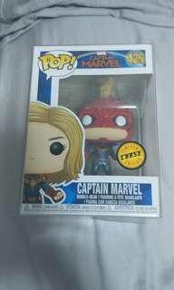 Funko Pop Captain Marvel Chase