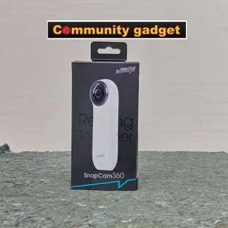 Camera snapcame 360