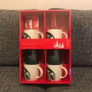 Starbucks mug gift set