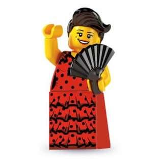 Lego Minifigures (CMF) Series 6 - Flamenco Dancer