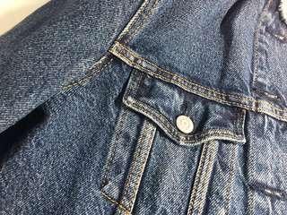 Levi's denim jacket (XS)