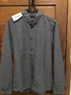 Original Cotton On - Grey Long Sleeve Shirt