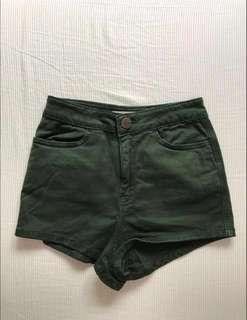 Topshop Shorts (High Waisted)