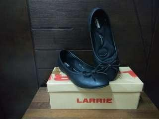 Larrie Interview Shoes