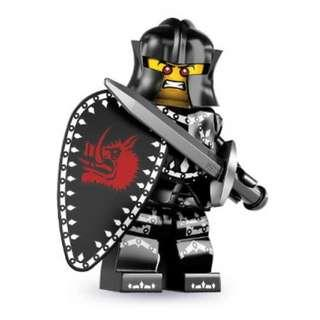 Lego Minifigure (CMF) Series 7 - Evil Knight