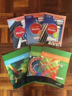 Checkpoint revision books