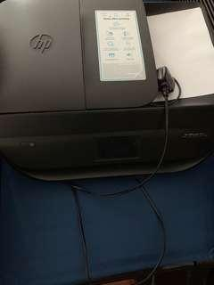 🚚 HP Printer office desk hey 4650 (free)