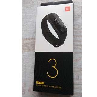 小米手環 3 Mi Band 3 (智能手錶 測心跳 運動)