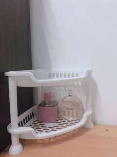 Rack organiser for Make up / kitchen / toilet