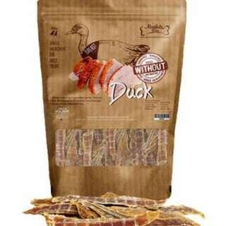 Absolute Bites Air Dried Duck Breast Dog & Cat Treats 150g