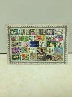 Malaysian Stamp Collection