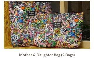 Tokidoki X Changi Airport Mother Bag ONLY