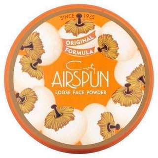 Airspun Loose Setting Powder
