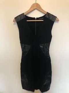Aritzia Talula Bandage Dress