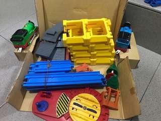 🚚 Thomas and Train set