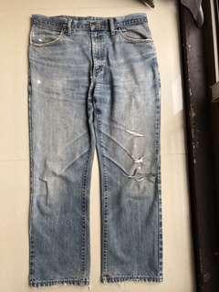 藍哥牛仔褲