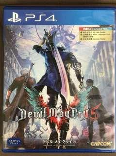 PS4 Game 惡魔獵人有code