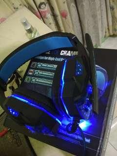 Headphone Gaming ACETECH LED