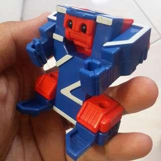 """Vintage Alphabots """"Z"""" by Masudaya Japan"""