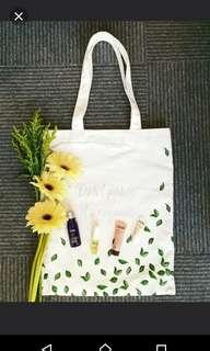 Melvita canvas bag