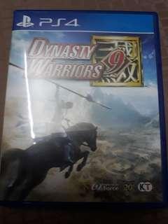 Dynasty Warrior 9