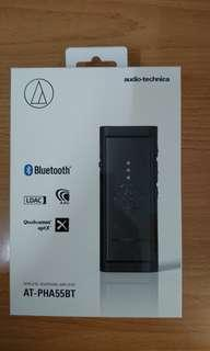 🚚 鐵三角 ath pha55bt藍牙耳機擴大機