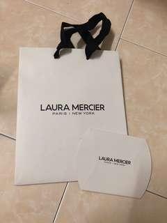 Laura Mercier Paper Bag
