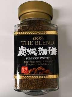 🚚 UCC 碳燒即溶咖啡90g好市多
