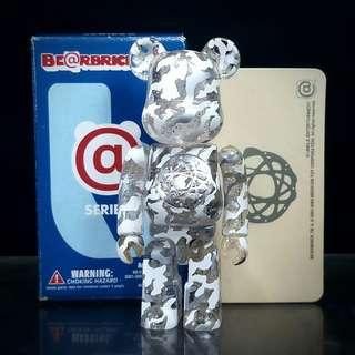 Medicom BE@RBRICK Series 6 Pattern 1:192 Secret [UNKLE] 100% Bearbrick