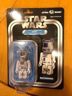 Bearbrick star war R2-D2