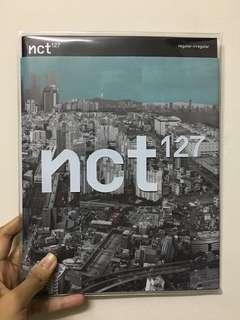 NCT 127 REGULAR-IRREGULAR ALBUM (IRREGULAR VER.)