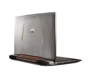 Asus ROG G752VY GC344T