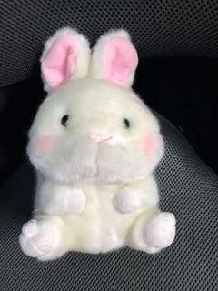 小白兔公仔